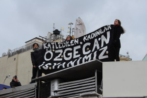 Özgecan is our revolt